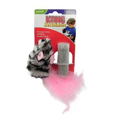 KONG Catnip Mouse Cat Toy