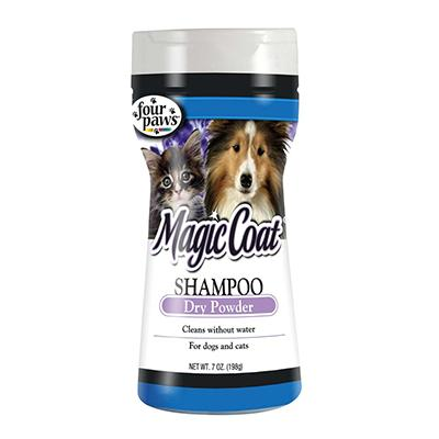 Magic Coat  Dry Shampoo For Dogs and Cats