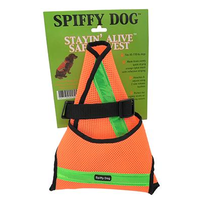 Stayin Alive Dog Safety Vest