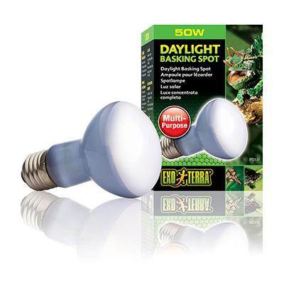 50 Watt Daylight Basking Terrarium Bulb from Exo Terra