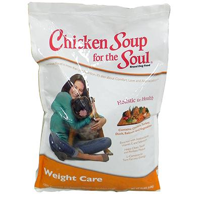 Chicken Soup for the Dog Lover's Soul Wt Mn Dog Food 13.5 Lb