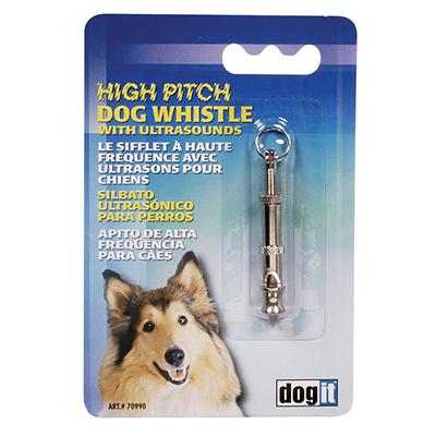 Dogit High Pitch Dog Whistle Click for larger image