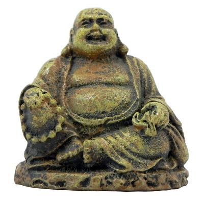 Sitting Buddha Mini Aquarium Ornament Click for larger image