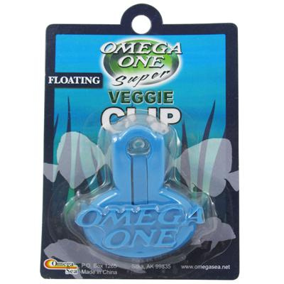 Omega One Veggie Clip Fish Food Holder Click for larger image