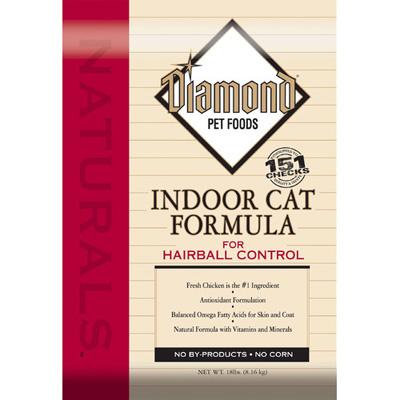 Diamond Naturals Indoor Cat Food 6lb