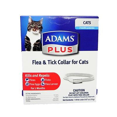 Adams Breakaway Flea&Tick Collar for Cats&Kittens