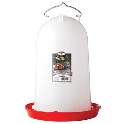 Poultry Waterer W/Handle 3 Gal