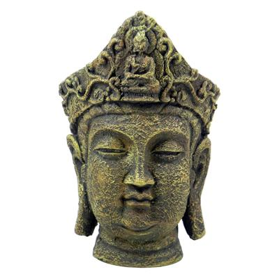 Buddha Head Large Aquarium Ornament Click for larger image