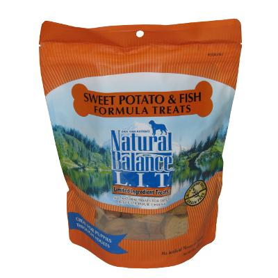 Natural Balance Sweet Potato & Fish Dog Treats