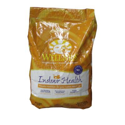 Wellness Indoor Health Cat Food 11-Lb.
