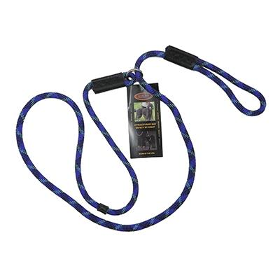 Slip Dog Lead Reflective Blue 6ft.