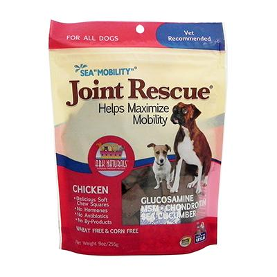 Ark Naturals Sea Mobility Chicken Jerky 9oz for Dogs Click for larger image