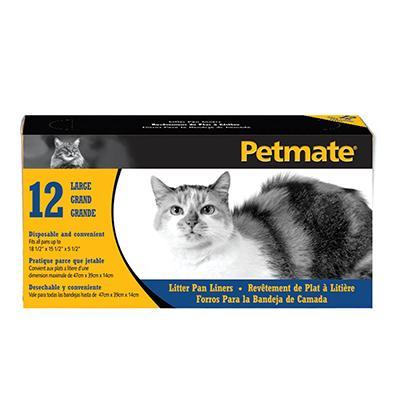 PetMate Litter Box Liners Large