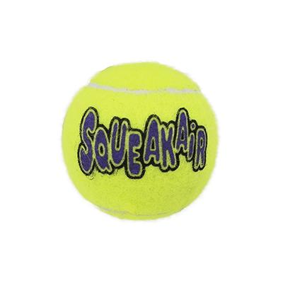 Air KONG Squeakers Tennis Ball Dog Toy Click for larger image