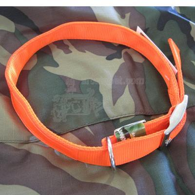 Remington Dog Collar Reflective Orange 26 in
