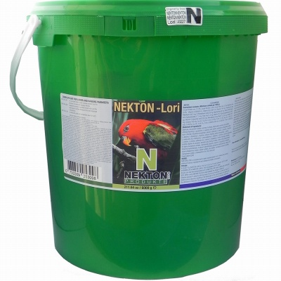 Nekton-Lori Complete Lory Diet 6000g (13.23lbs) Click for larger image