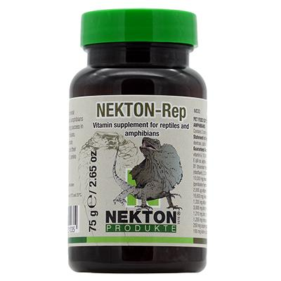 Nekton-Rep Vitamin Mineral Supplement for Reptiles 75g Click for larger image