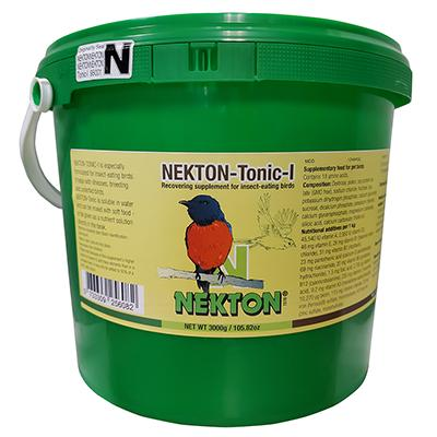 Nekton-Tonic-I for insect-eating birds 3000g (6.6lbs) Click for larger image