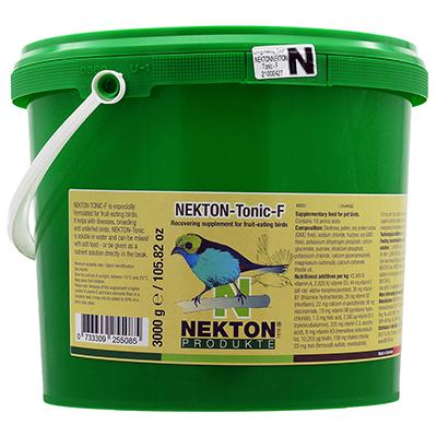 Nekton-Tonic-F for fruit-eating birds 3000g (6.6lbs)