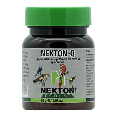 Nekton-Q Vitamin K plus other Vitamins for Birds  30g (1oz) Click for larger image