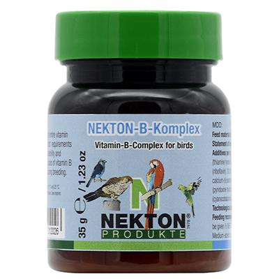 Nekton-B-Komplex B Vitamin Bird Supplement 35g (1.23oz) Click for larger image