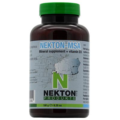 Nekton-MSA High-Grade Mineral Supplement for Pets 180g Click for larger image