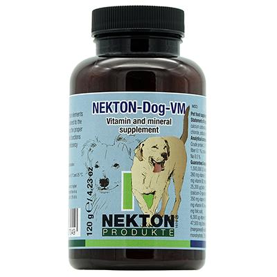 Nekton-Dog-VM Canine Vitamin, Mineral, Trace Supplement 120g