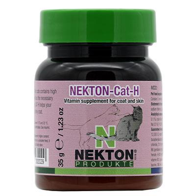 Nekton-Cat-H Feline Vitamin Supplement  35g (1.23oz) Click for larger image