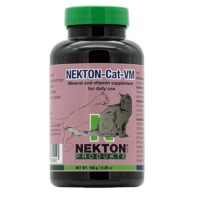 Nekton-Cat-VM Feline Vitamin Supplement 150g (5.29oz) Click for larger image