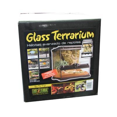Exo Terra All Glass Terrarium 12x12x12-inches