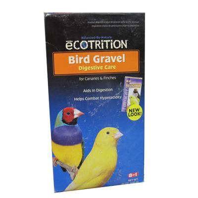 Ecotrition Platinum Bird Gravel 24oz
