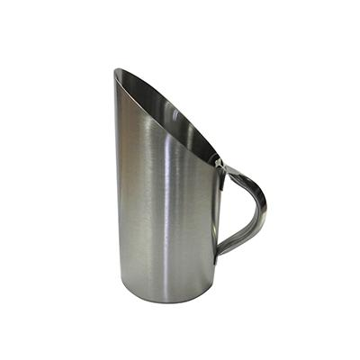 Stainless Steel 12oz Dog Food Scoop Click for larger image