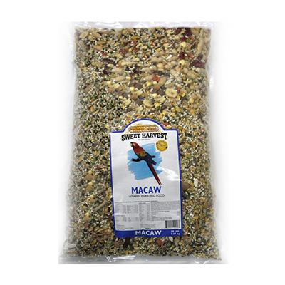Sweet Harvest Macaw Vitamin Enriched Macaw 20lb Click for larger image