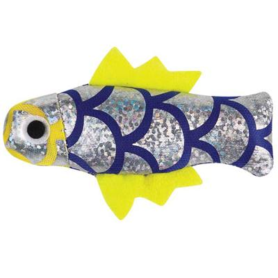 Zanies Sparkle Fish Assorted Cat Toy