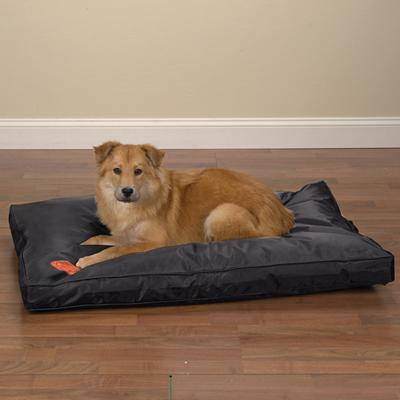 Slumber Pet Toughstructable Bed Black 36x23 Inch