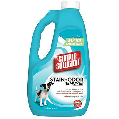 Bramton Simple Solution Gallon Pet Stain and Odor Remover