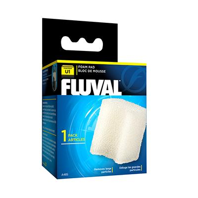 Fluval U1 Foam Pad for U1 Underwater Aquarium Filter Click for larger image