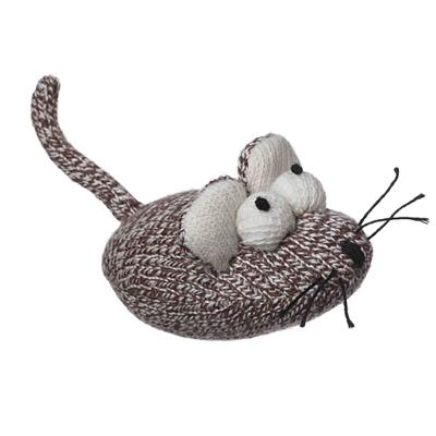 Sock Pal Mouse Cat Toy Click for larger image