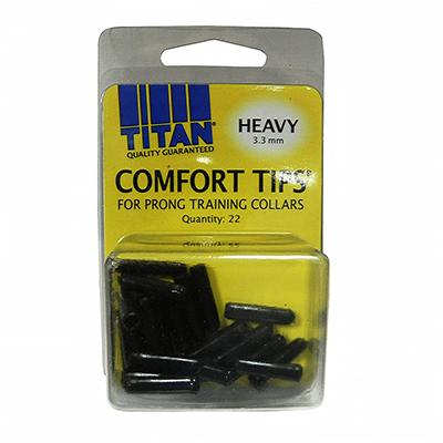 Prong Training Collar Comfort Tips Large 3.25-3.3mm Click for larger image