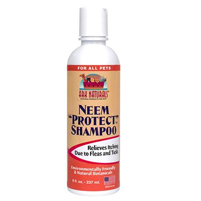 Neem Protect Shampoo Skin Soothing Shampoo for Pets 8-oz Click for larger image