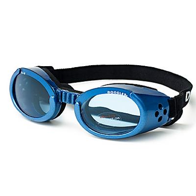 Doggles Eyeware for Dogs Blue Frame / Blue Lens XSmall
