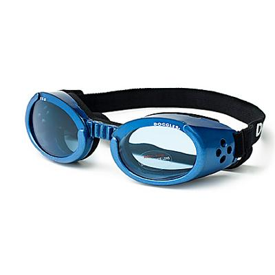 Doggles Eyeware for Dogs Blue Frame / Blue Lens Medium