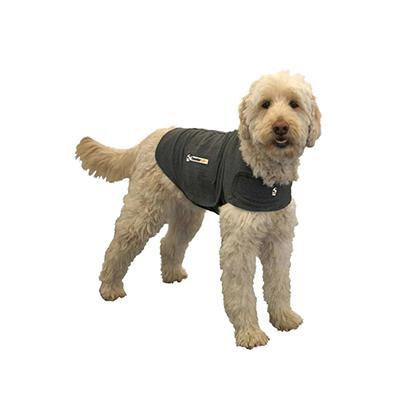 Thundershirt Calming T-shirt Grey Large