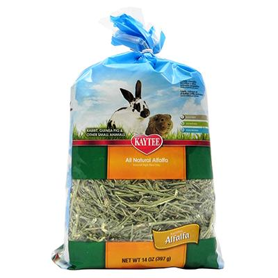 Alfalfa Mini-Bale 14 oz for Rabbits and other Small Animals