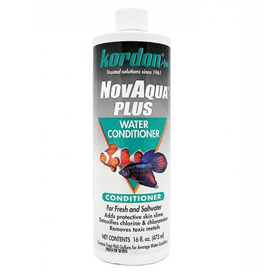 Novaqua Plus 16 ounce Aquarium Water Conditioner