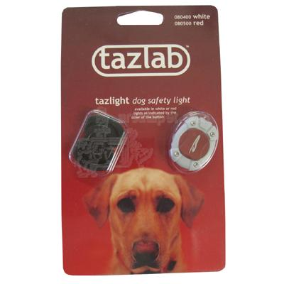 TazLab TazLight Red LED Safety Light