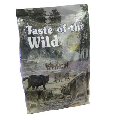 Taste Of the Wild Sierra Mountain Grain-Free Dog Food 15 Lb.