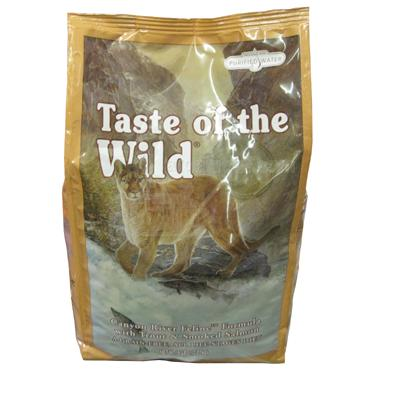 Taste of the Wild Canyon River Grain-Free Cat Food 5 Lb.
