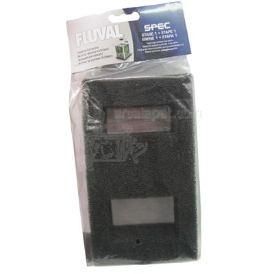 Fluval Spec Foam Stage 1 Mechanical Filter Insert