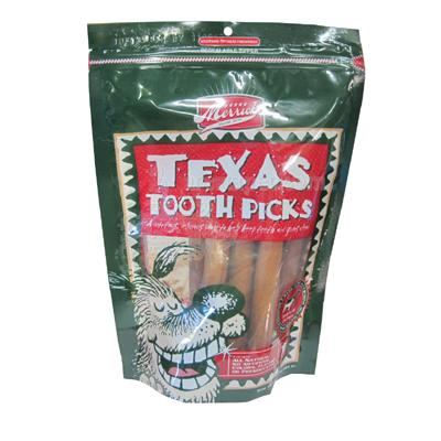 Texas Tooth Picks Beef Tail 6.5 oz